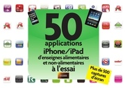 extraits etude 50 apps iphone retail