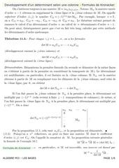 algebre mi3