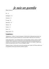 Fichier PDF fiche goombas
