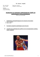 immuno anapath partie1 0812