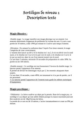 Fichier PDF sortileges niveau 1 texte