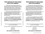 Fichier PDF caisses auto