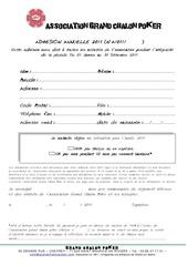 Fichier PDF adhesion annuelle2011