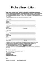Fichier PDF fiche inscription enduro