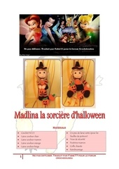 madlina la sorciere d halloween 1er partie