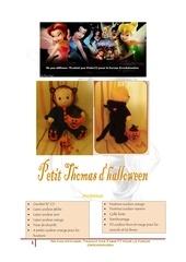 petit thomas d halloween 1er partie