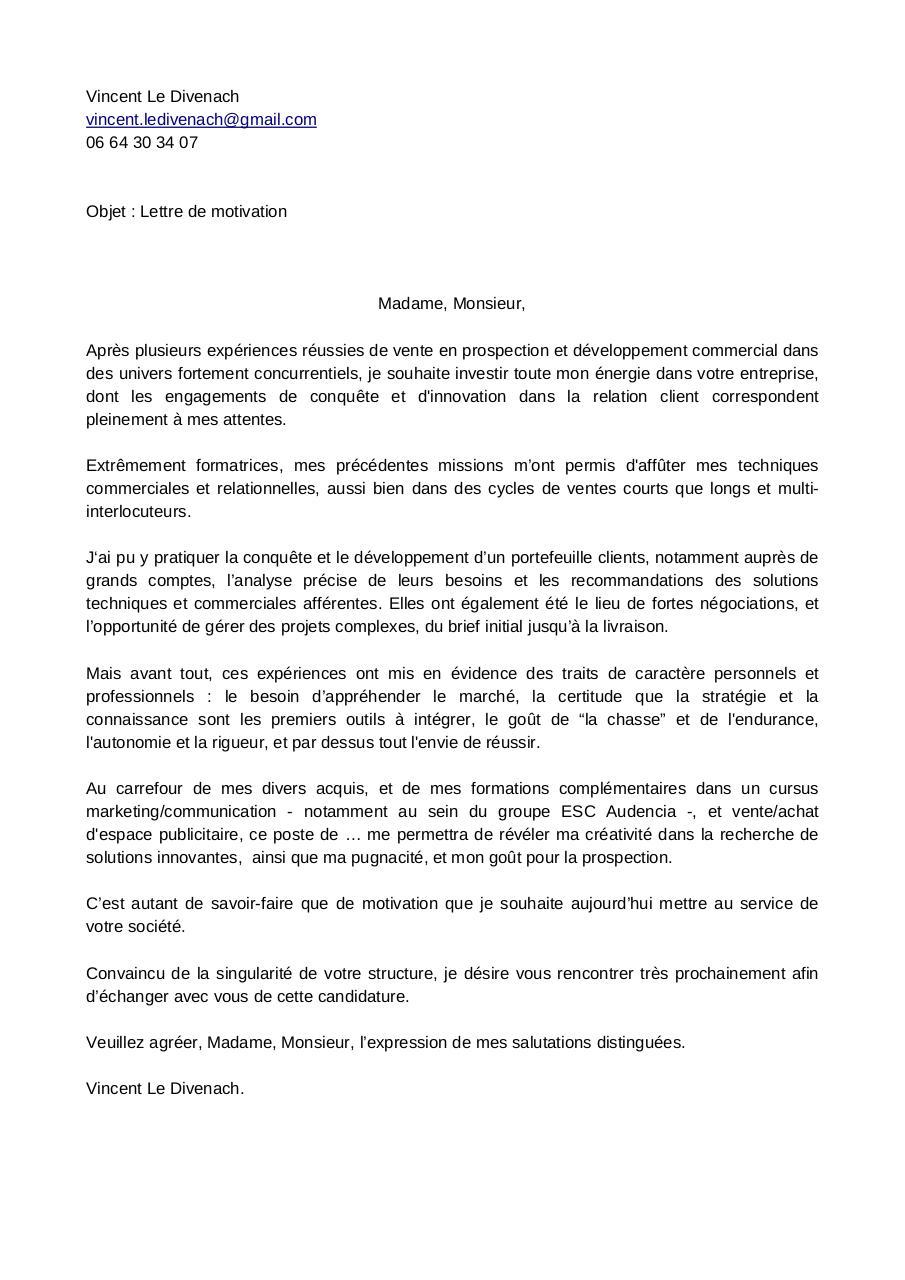 cv vincent le divenach par nantes1 - cv   lm vincent le divenach pdf