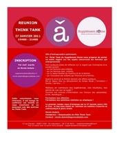 invitation think tank 1