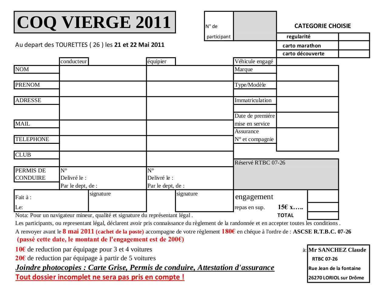 demande d 39 engagement 2011 par claude fichier pdf. Black Bedroom Furniture Sets. Home Design Ideas