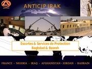 presentation anticip escorte psd irak