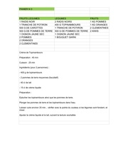 Fichier PDF panier n 3