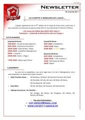 newsletter cdf 2011