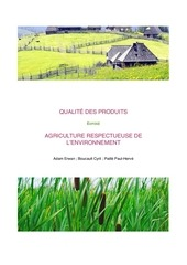 expose agriculture respectueuse
