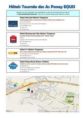 Fichier PDF liste hotels