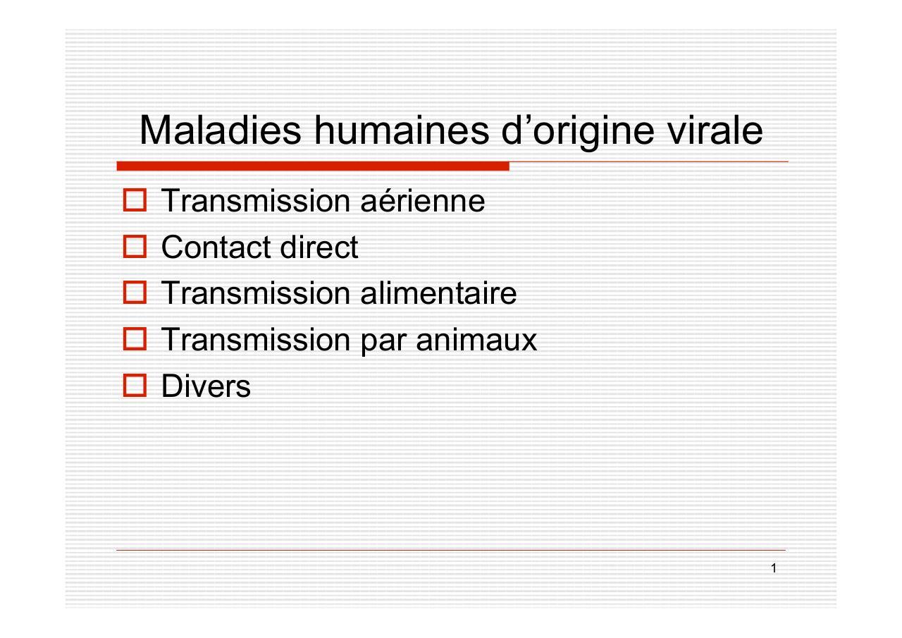 Maladies Virales dans A propos - PUBLICATIONS preview-maladies-virales-ppt-1