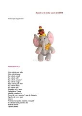 traduc de dumbo et la petite souris hma