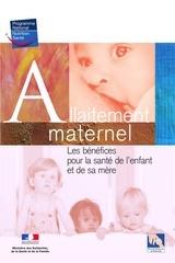 allaitement brochure ministere sante