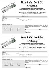 Fichier PDF bulletinadhesion