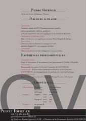 Fichier PDF cv p fournier