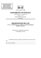 nouvelle loi adoptee a an
