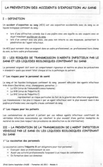 la prevention des aes0001