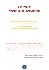 eutonie vecteur formation