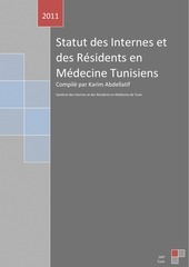 Fichier PDF statut internes residents