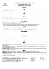 tarif vp 11b v1 1