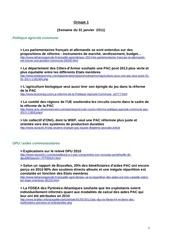 Fichier PDF veille semaine 31 janvier 2011