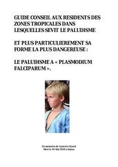 guide conseil paludisme 1