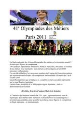 Fichier PDF 41e olympiades des m tiers