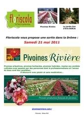 voyage drome 2011 programme
