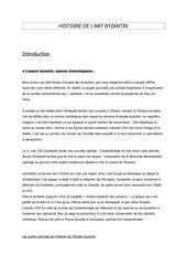 Fichier PDF histoire de l art byzantin
