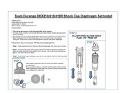 durango dex410 dex410r shock diaphragm instructions