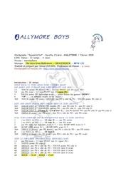 ballymore boys dynamite dot