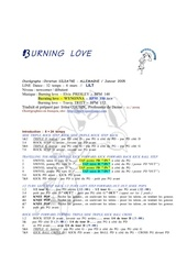 burning love christian sildatke