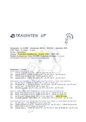 Fichier PDF straighten up liz clarke