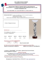 Fichier PDF 3 feuille engagement coupe de france 2011