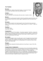 Fichier PDF les ganstas
