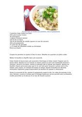 Fichier PDF compilation de risottos