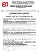 interbanques janvier fevrier 2011 1