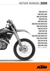 ktm 450 530 repair manual 2009
