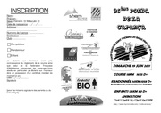 inscription ronda 2011 imprimer