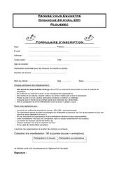 Fichier PDF inscription trec