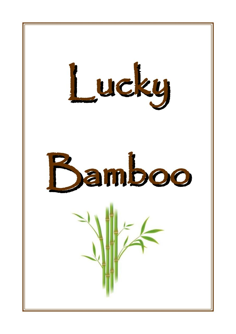 Lucky Bamboo Book pdf.pdf - page 1/11