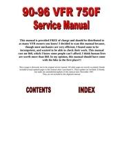 Fichier PDF manuel vfr