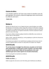 Fichier PDF clic