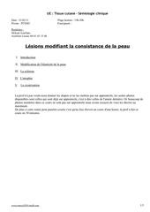 Fichier PDF cutane consistance
