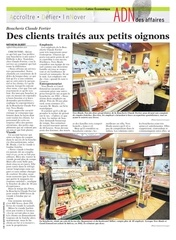 page l adn des affaires 5 mars 2011