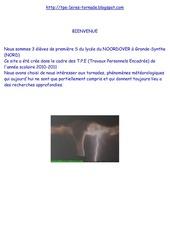 Fichier PDF tpe dossier
